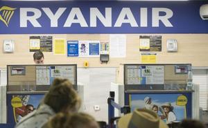 Ryanair cancela 24 vuelos en España por la nueva huelga de mañana