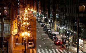 Así promociona Ribó la nueva luz de Valencia