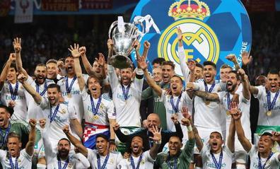 El Madrid domina las nominaciones a los mejores de la Champions por puesto