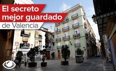 Las calles ocultas en el barrio de La Xerea