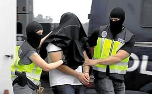 A prisión el integrante del Dáesh detenido en Vitoria
