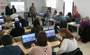 Canals ofrece cursos gratuitos para parados, trabajadores y empresarios