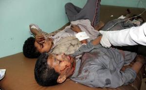 Mueren 29 niños en un ataque contra un autobús en Yemen