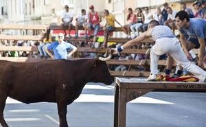 Agenda del fin de semana de los bous al carrer en la Comunitat Valenciana