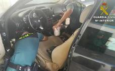 Detienen a un hombre que intentaba transportar en un ferry de Dénia a Formentera más de dos kilos de cocaína