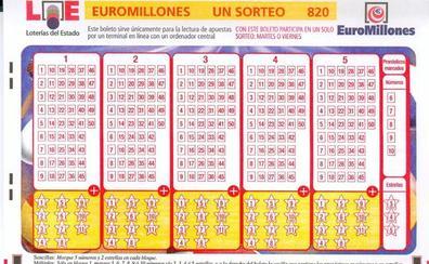 Números de Euromillones de ayer viernes 10 de agosto: combinación ganadora y premios del bote