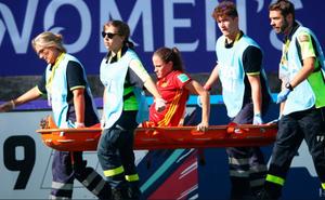 Ona Batlle abandona la concentración con la Sub-20 por una lesión