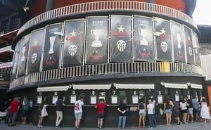 El Valencia supera los 40.000 abonados ocho años después