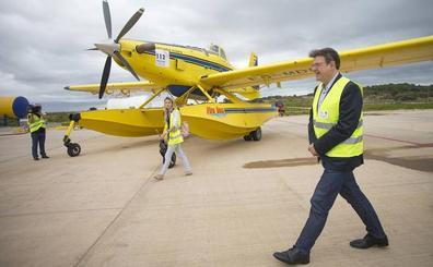 El Consell recupera la gestión del aeropuerto de Castellón por la renuncia de su operador privado Edeis