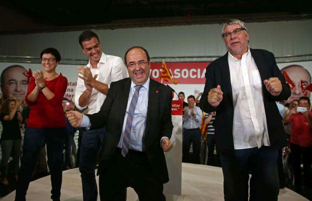 De ABBA a Loquillo y 'Lo malo': la lista de Spotify del PSOE