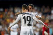 Fotos del Valencia CF- Bayer Leverkusen
