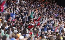 40.000 gargantas en Mestalla