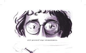 La ilustración resucita a Bolaño