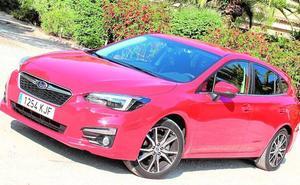 Subaru Impreza: El legado de la seguridad