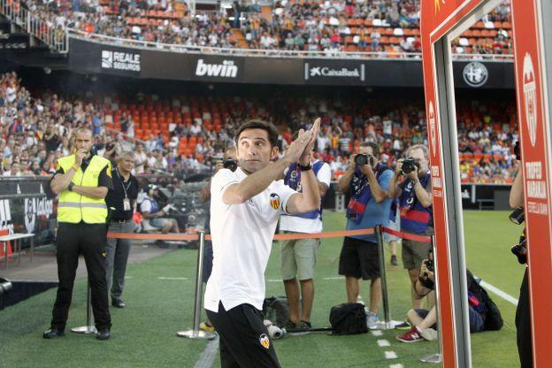 Presentación del Valencia CF: actos, horario y televisión