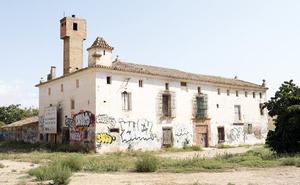 Tesoros en ruinas de la huerta desaparecida