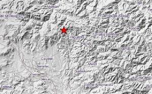 Terremoto de magnitud 3,1 en la Sierra de Espadán