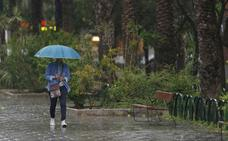 Alerta por lluvias y tormentas durante la tarde de hoy en Valencia y Castellón