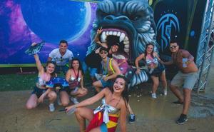 Fiesta y música en el Medusa Festival de Cullera