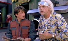 El reencuentro de los protagonistas de 'Regreso al futuro' 33 años después