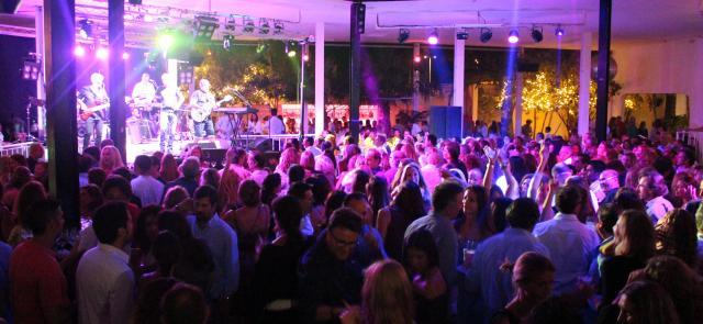 Celebration, las fiestas 'chic' de la Movida Valenciana