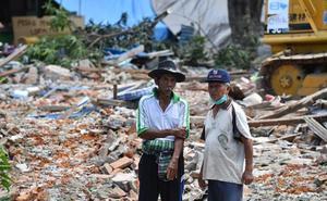 Aumenta a 436 la cifra de fallecidos por el terremoto en la isla indonesia de Lombok