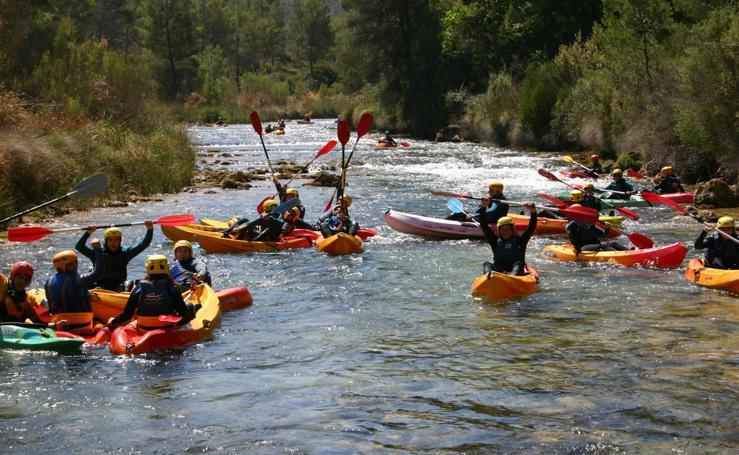 Los 15 mejores ríos de la Comunitat Valenciana para hacer una escapada este festivo