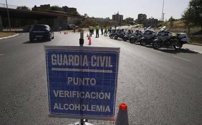 Tráfico lanza desde hoy una campaña contra el alcohol y las drogas al volante