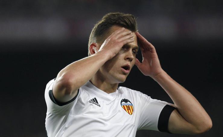 Cheryshev, cedido de nuevo al Valencia CF