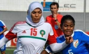 Una futbolista marroquí deserta tras jugar el torneo internacional de L'Alcudia