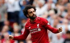El Liverpool denuncia a Salah por conducir usando el móvil