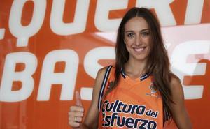 El Valencia Basket confirma el fichaje de Tamara Abalde