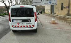 Cruz Roja investiga en Aldaia el olvido de una anciana en un coche dos horas