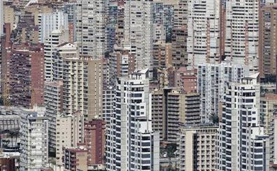 Los apartamentos legales en Benidorm registran su peor ocupación desde 2015