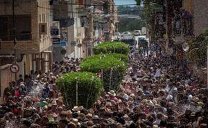 Las Alfàbegues recorren las calles de Bétera