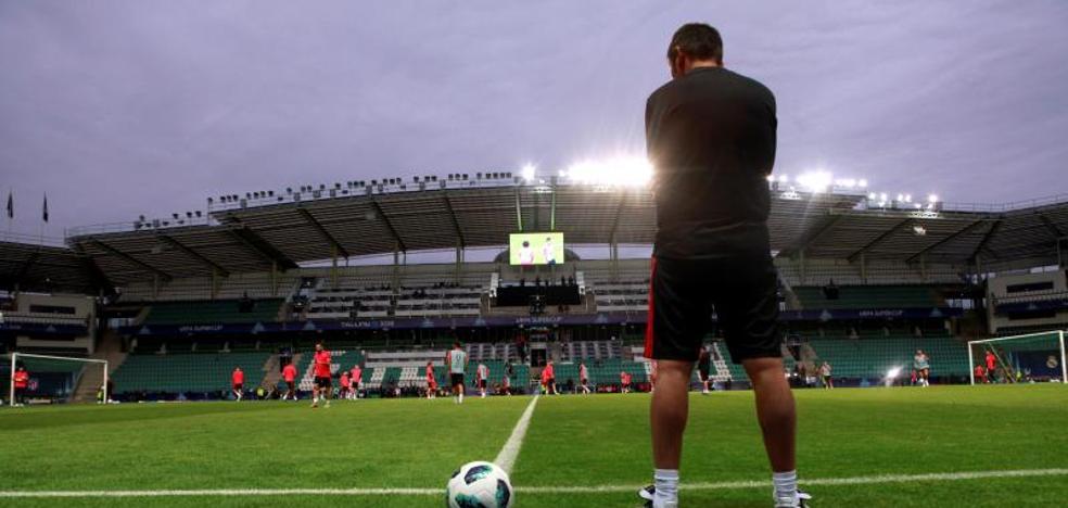 Supercopa de Europa: horario y cómo ver por televisión el Real Madrid vs. Atlético de Madrid