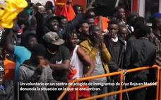 Inmigrantes abandonados a su suerte