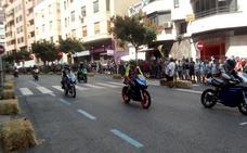 67 años de carrera de motos en circuito urbano