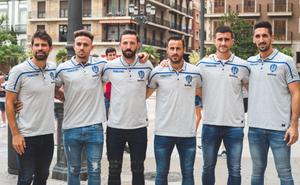 Coke, Postigo y Oier se unen a la capitanía del Levante