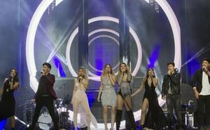 Fans enfadados por el reparto desigual de temas en el penúltimo concierto de OT