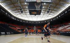 La plantilla del Valencia Basket se pone a punto para la pretemporada