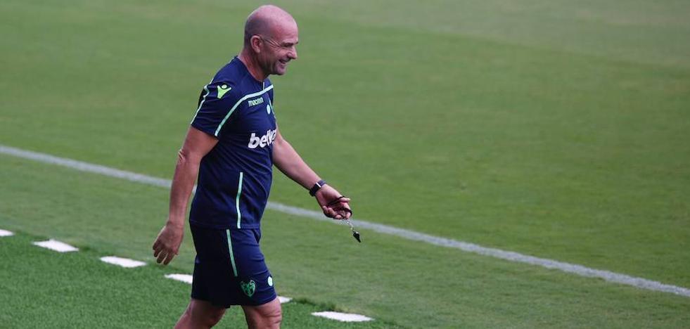 «¿Europa League? El objetivo del Levante es conseguir 42 puntos lo antes posible»