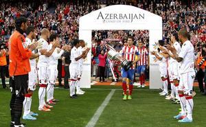 El Valencia hará el pasillo al Atlético de Madrid