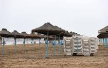 Fotos de la intensa lluvia de agosto en Castellón y Valencia