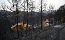 La gestión del incendio de Lluxent desata la tensión entre Consell y PP