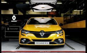 El Renault Mégane Trophy aumenta su potencia
