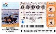 Lotería Nacional del sábado 18 de agosto. Comprobar resultados del sorteo de hoy