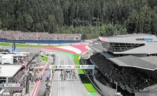 Un Gran Premio de MotoGP entre los bosques de Austria