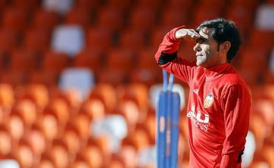 Marcelino: «Si el Madrid quiere a Rodrigo, hay una cláusula»
