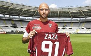 Zaza, con el 91 y citado para el Torino-Roma